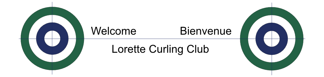 Lorette Curling Club banner